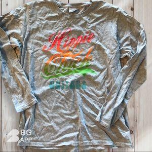 Gildan Size M long sleeve shirt
